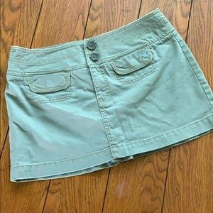 American eagle mini skirt